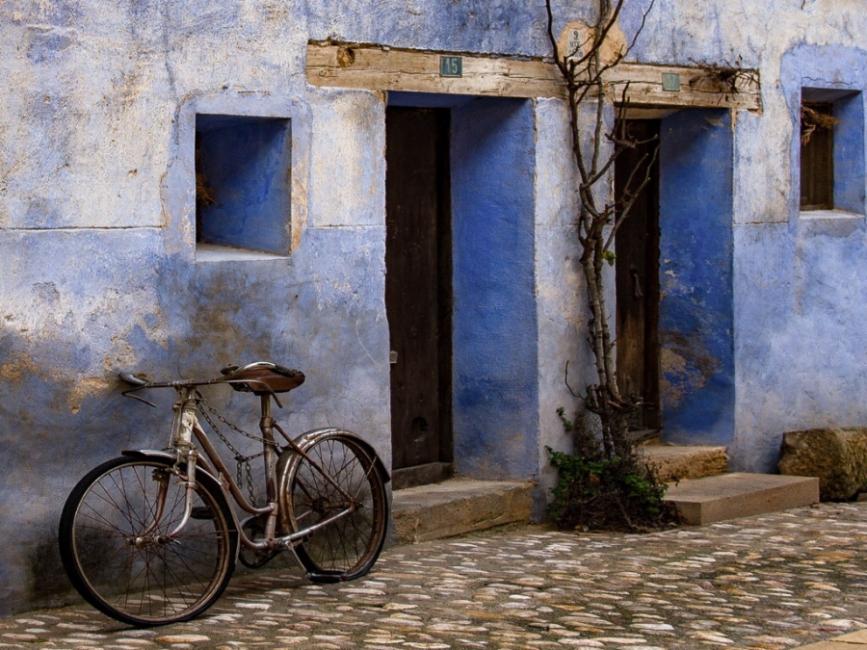 La bicicleta del tiempo