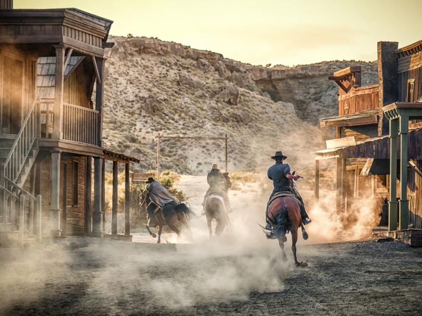 Western en Tabernas