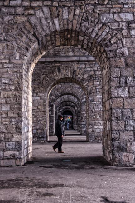 Arcos sin fin