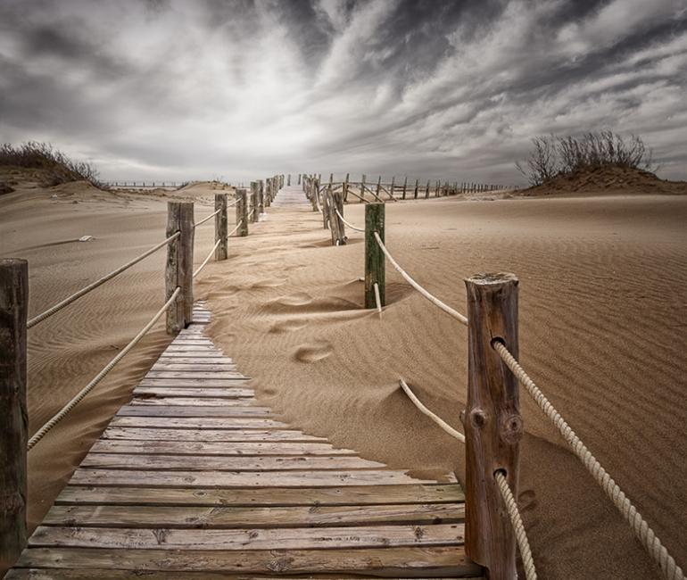 Cami de les dunes
