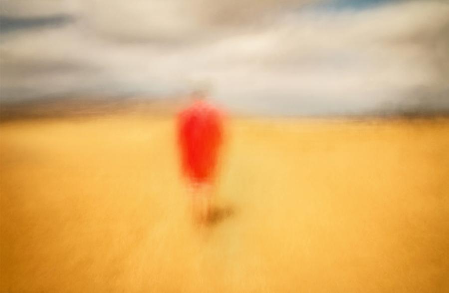 Caminante rojo