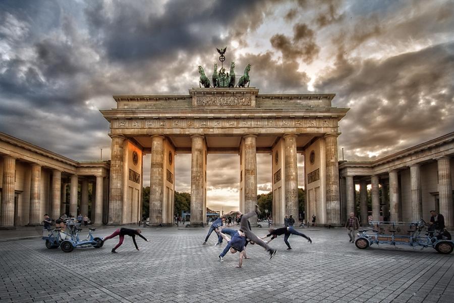 Baile en Berlin