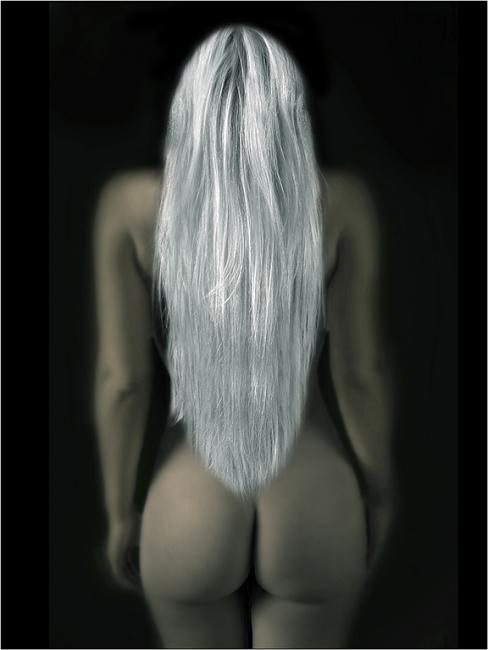 Cabellera blanca