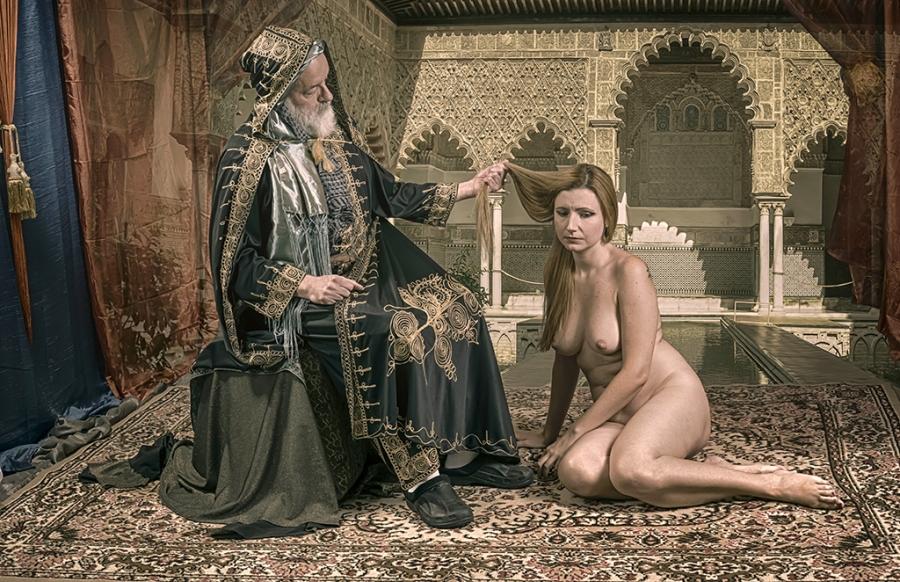 El mercader de esclavas