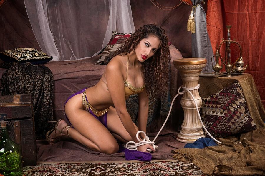 La bella esclava
