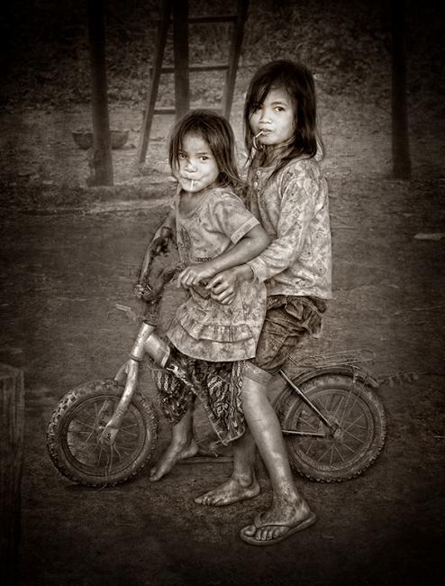 La bici compartida
