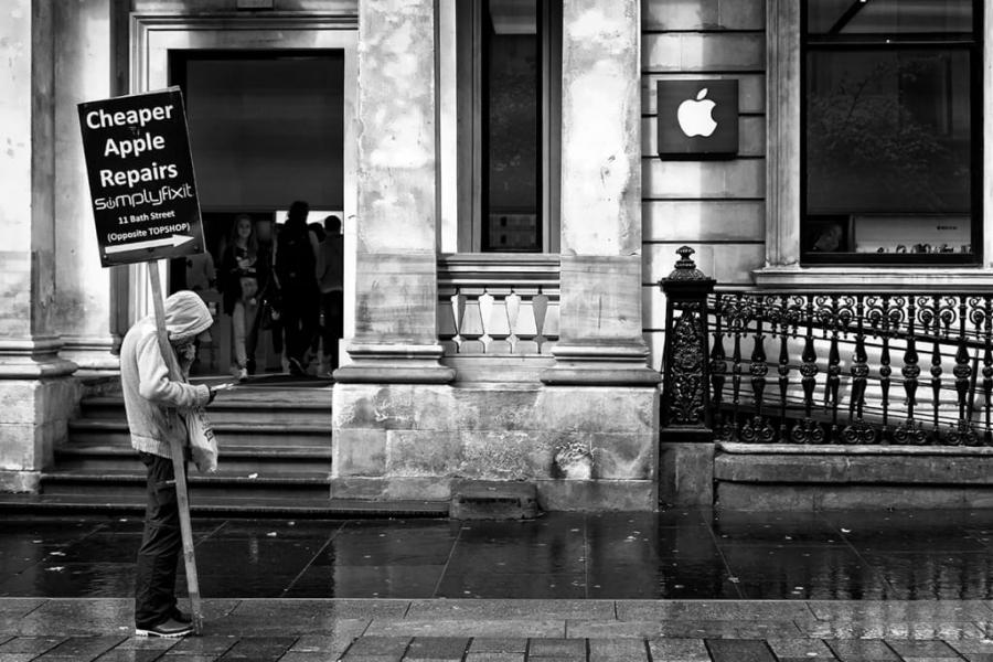 Cheaper Apple repairs