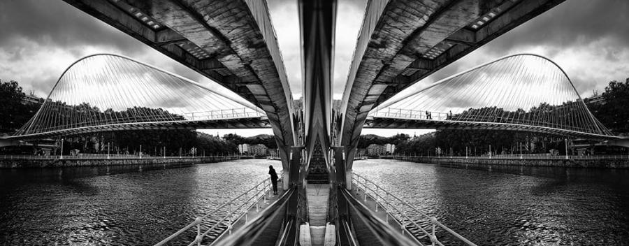 simetria de calatrava