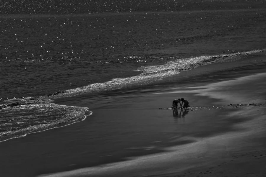 Juegos en la orilla