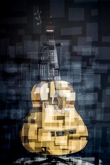 Raw Photocubism - Guitar