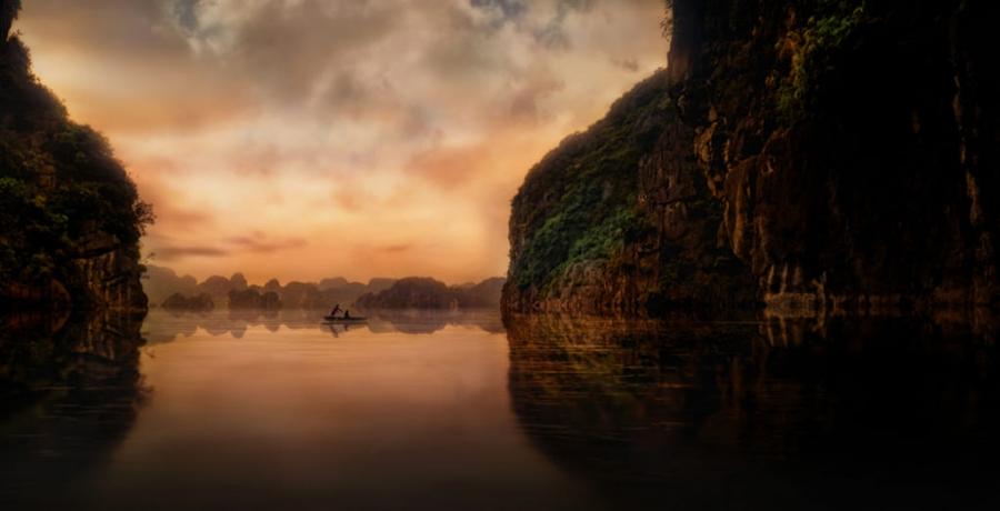 Un paseo por Halong Bay