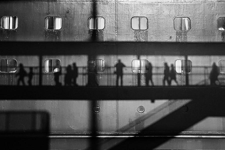 Sombras en el Crucero