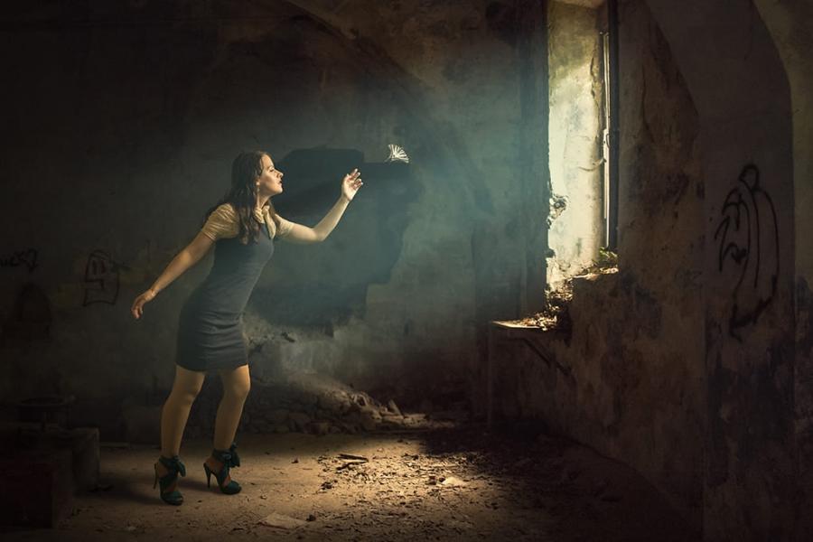 Buscando la luz