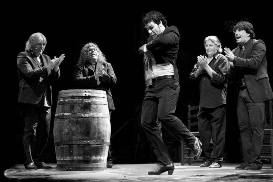 El cante y el baile