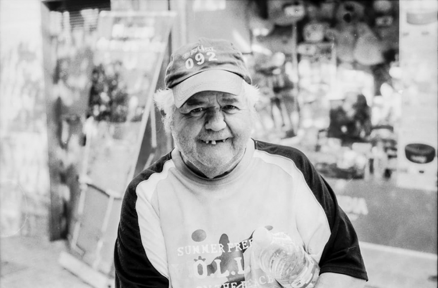 Retratos en la calle