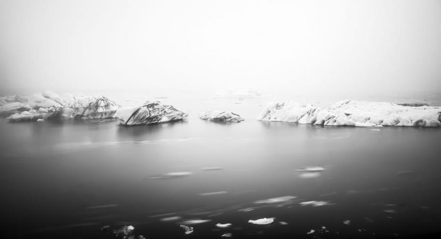 Jokulsarlon waters