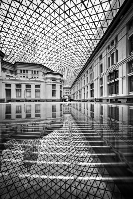 La galería de cristal