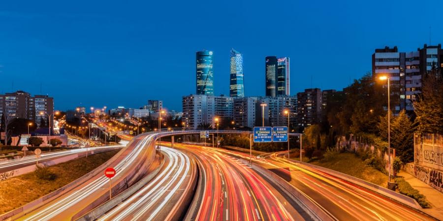 Madrid M-30