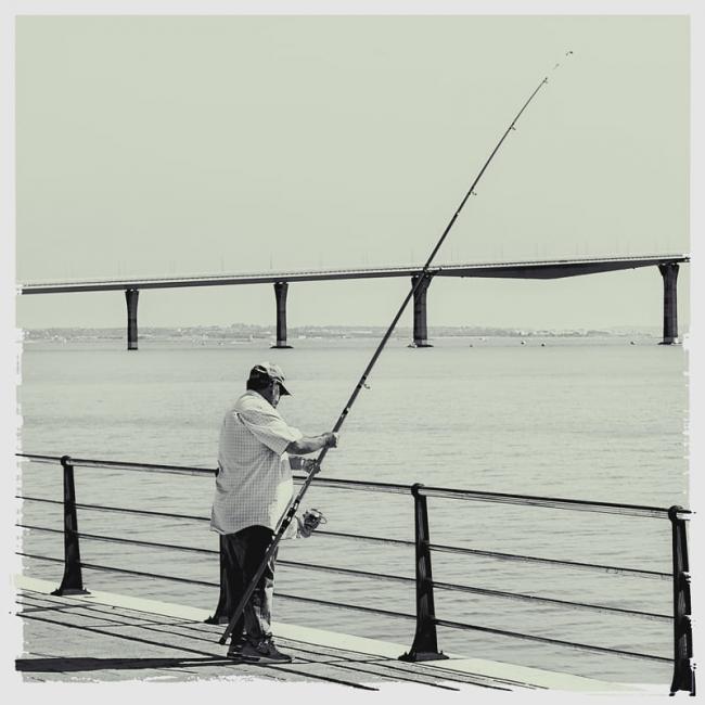 El nombre arte de la pesca