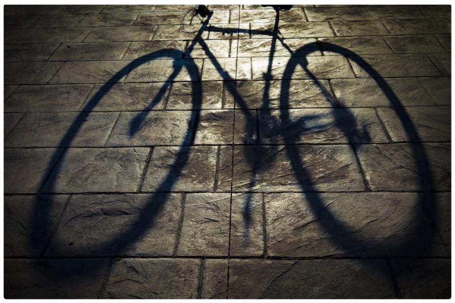 Última sombra del día