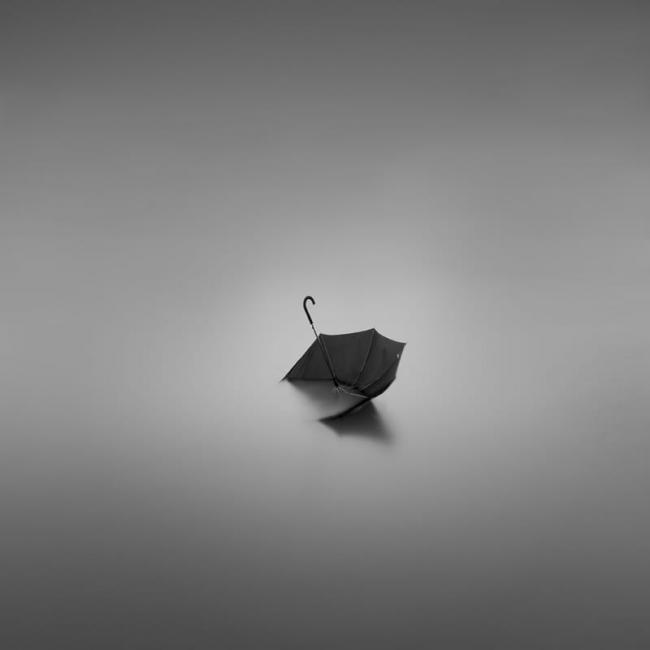 Overflowing rain