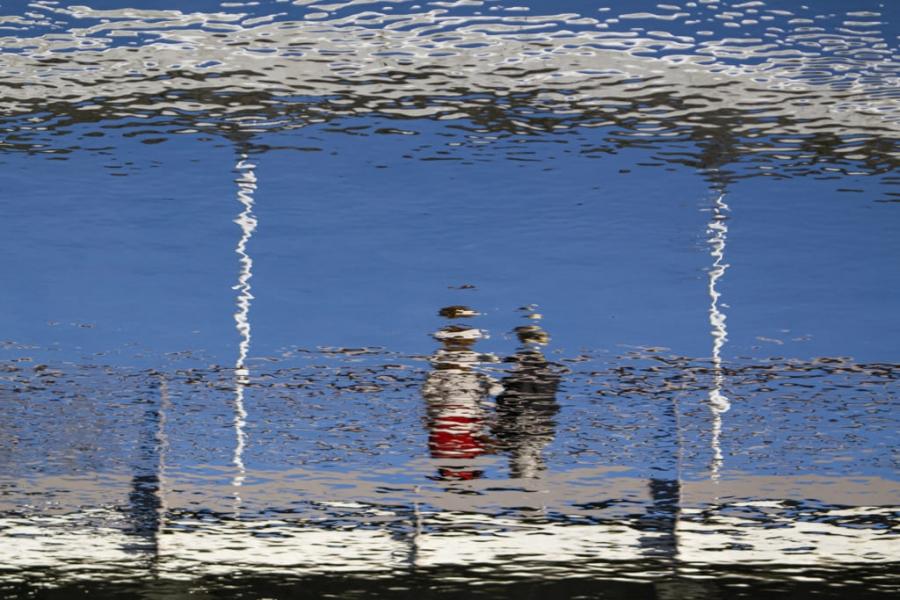 Impresionismo en el agua