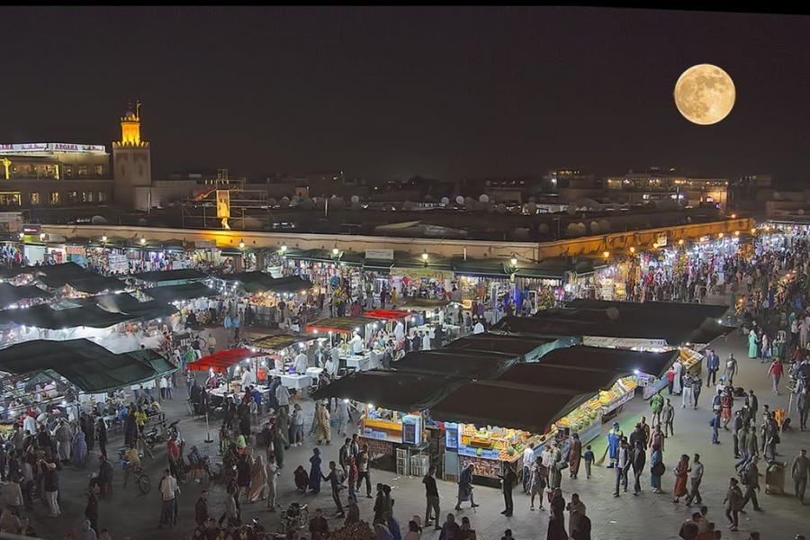 Noche de Ramadán