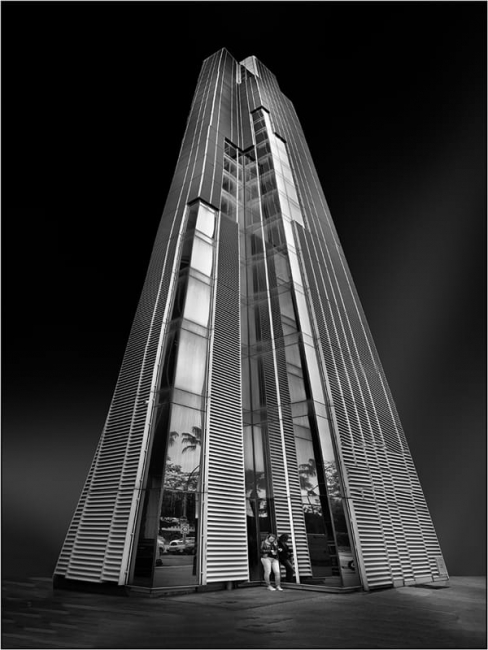 Edificio Gas Natural-Barcelona
