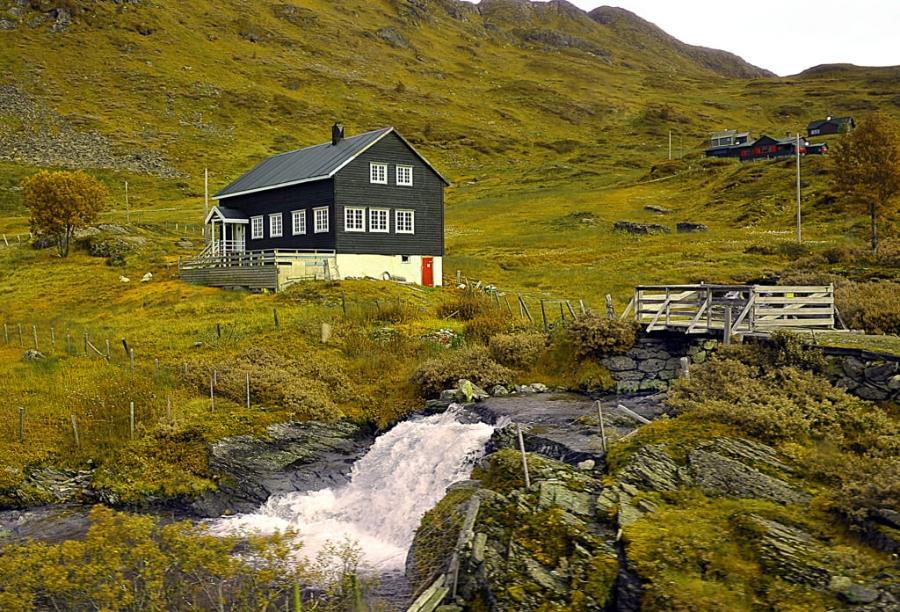 La casita de la montaña