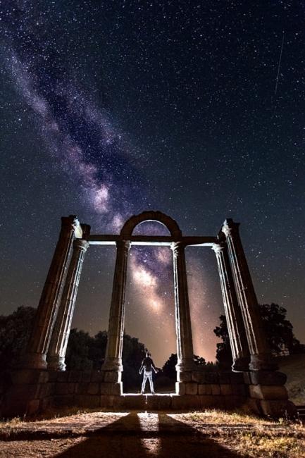 Puerta del olimpo