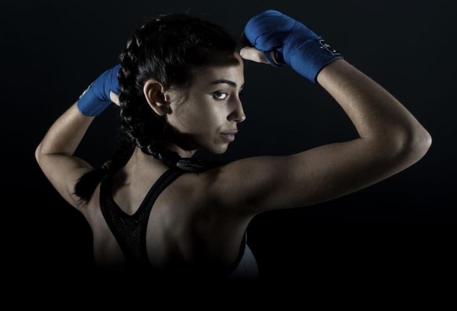Boxeo joven