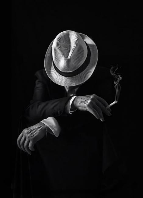 el momento del cigarrillo