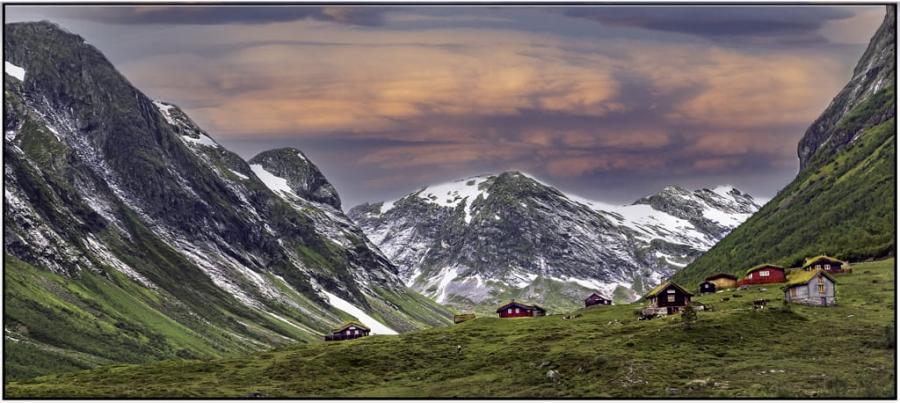 Tierras Noruegas