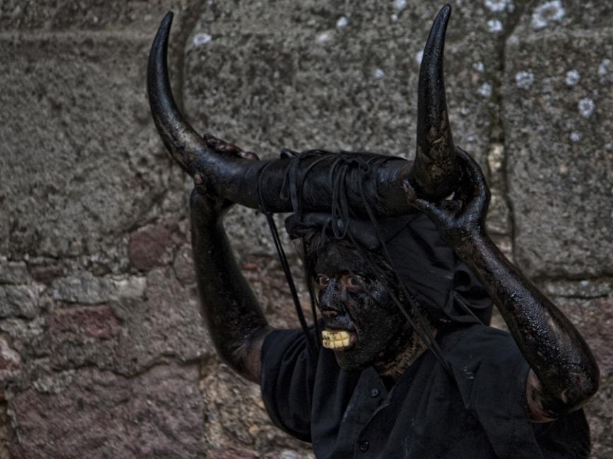 The Devils of Luzón, Guadalajara, Spain