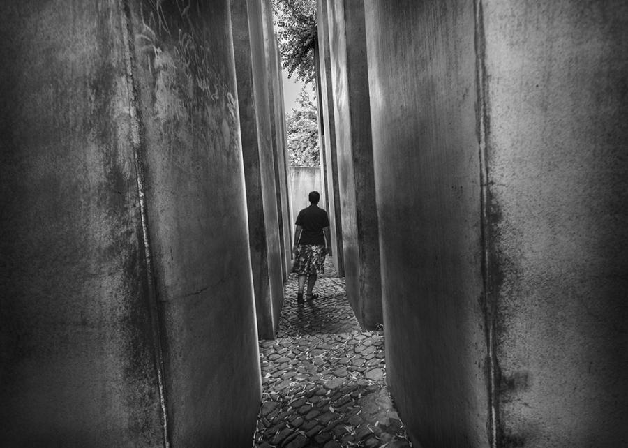 Museo del holocausto, Berlín