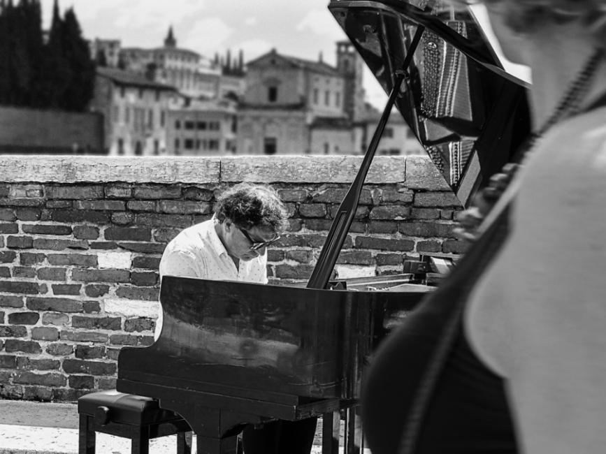 Musica en la calle