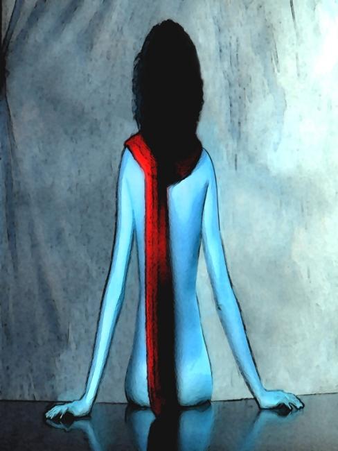 naked girl 801