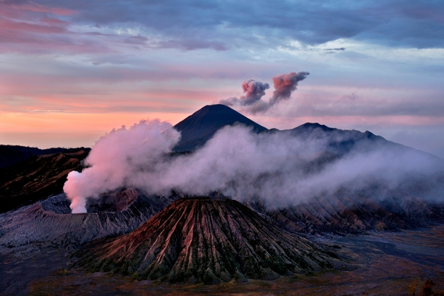 Volcan Bromo - Indonesia