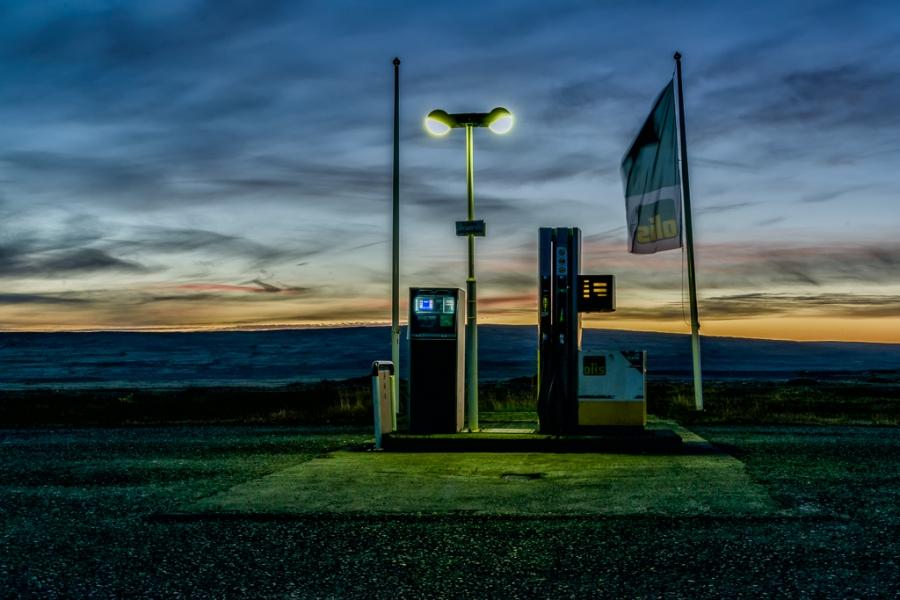 Olis Petrol Station