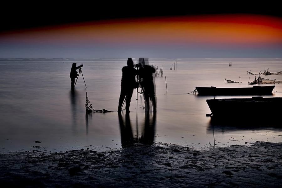 Pescando fotos