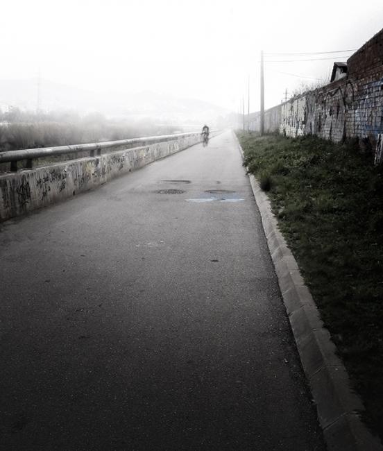 Saliendo de la niebla
