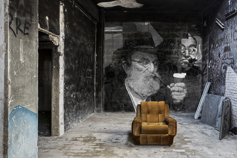 The boss´s chair
