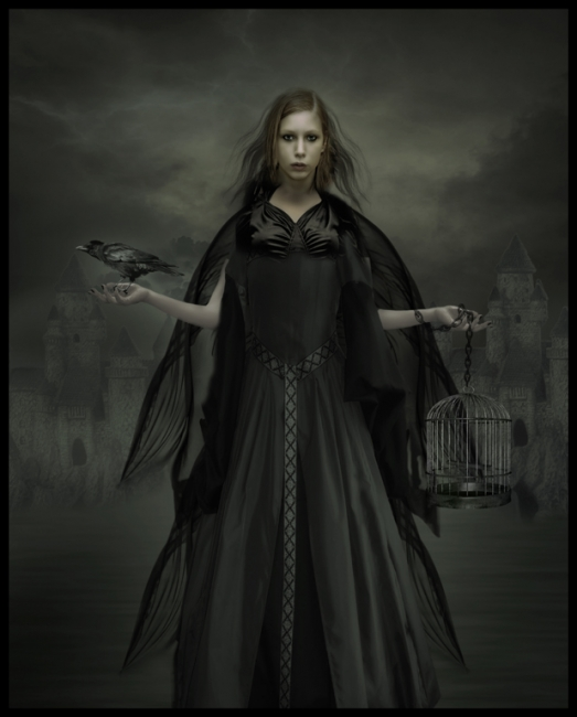 The queen of the crows