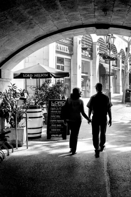 Una Visita a Gibraltar