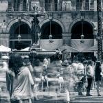 Barcelona cotidianedad etérea