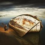 Barco hundido