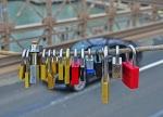 Bridge padlocks