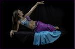 Color Oriental Dancer