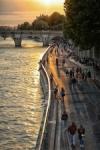 Promenade parisienne