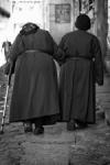 Monjas ancianas en Alba de Tormes (mutuo apoyo y compañía)